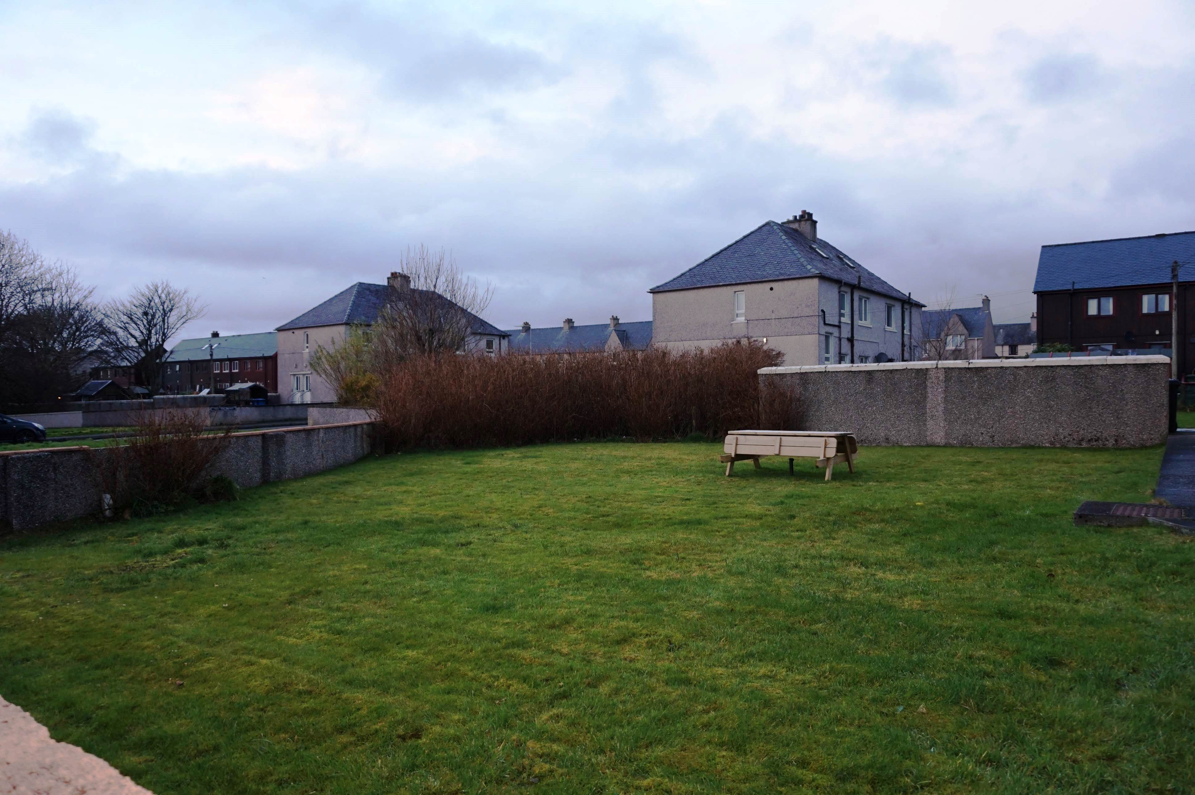Plot for Sale, 21 Torquil Terrace, Stornoway